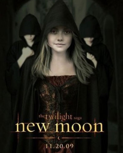 Dakota Fanning: 'New Moon' Still