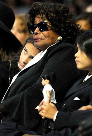 Katherine Jackson Could Challenge MJ Estate Executors