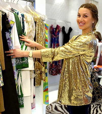 Win a $1,000 Shopping Spree With Whitney Port!