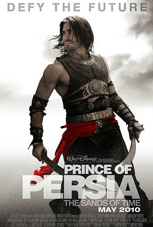Jake Gyllenhaal, 'Prince of Persia' Poster Child