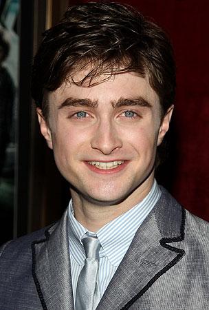 Daniel Radcliffe Has a Girlfriend!