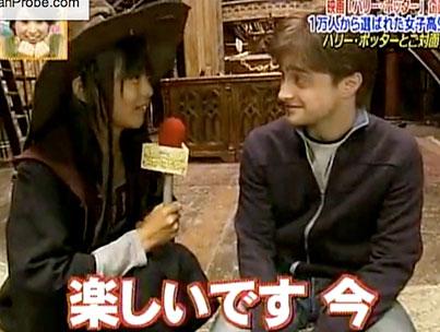 VIDEO: Daniel Radcliffe Encounters Crazed Super-Fan