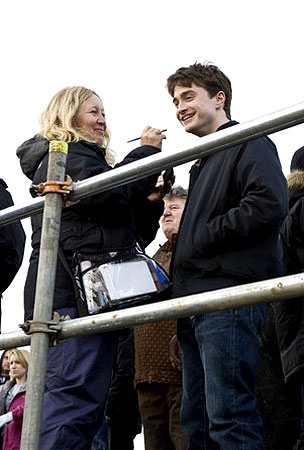 Harry Potter and the Half-Blood Prince: More Behind-the-Scenes Pics!