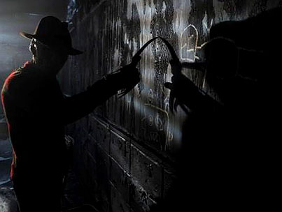 New Freddy Krueger: First Look