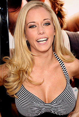 Kendra Wilkinson Is Getting Booked