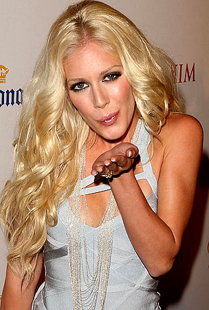 Heidi Montag Set To Perform At Miss Universe Pageant