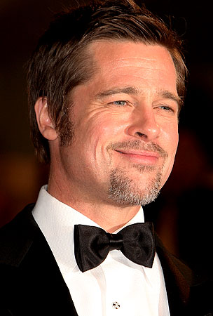 Brad Pitt Doesn't Mind Getting Old