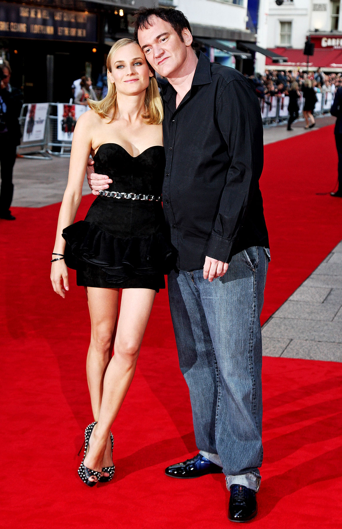 PHOTO GALLERY: 'Inglourious Basterds' UK Premiere