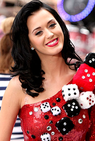 VIDEO: Katy Perry's Dicey 'Today Show' Appearance