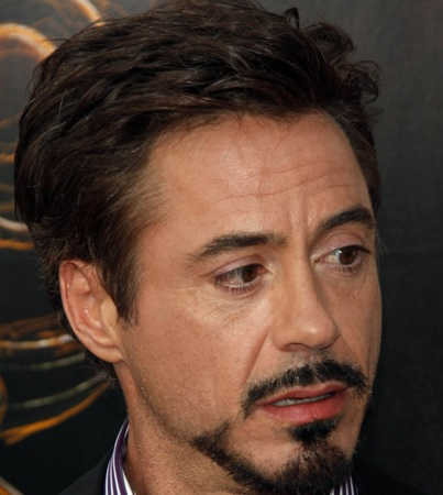 Robert Downey Jr. Has a 'Due Date' With Zach Galifianakis