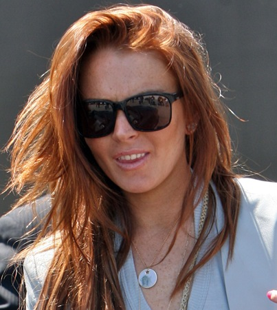 Lindsay Lohan May Have Role in 'Machete'