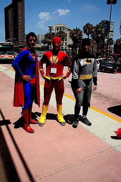 PHOTO GALLERY: Comic-Con Costume Mania!