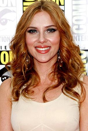 Scarlett Johansson Talks 'Iron Man 2′ Weight Loss