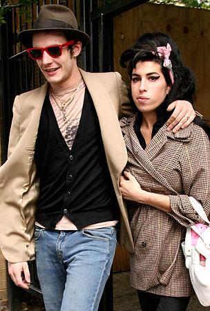 "Blake Fielder-Civil: ""I Saved Amy Winehouse's Life"""