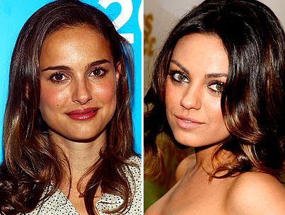 Mila Kunis Joins Natalie Portman In 'Black Swan'