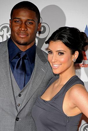 Kim Kardashian and Reggie Bush Have Broken Up