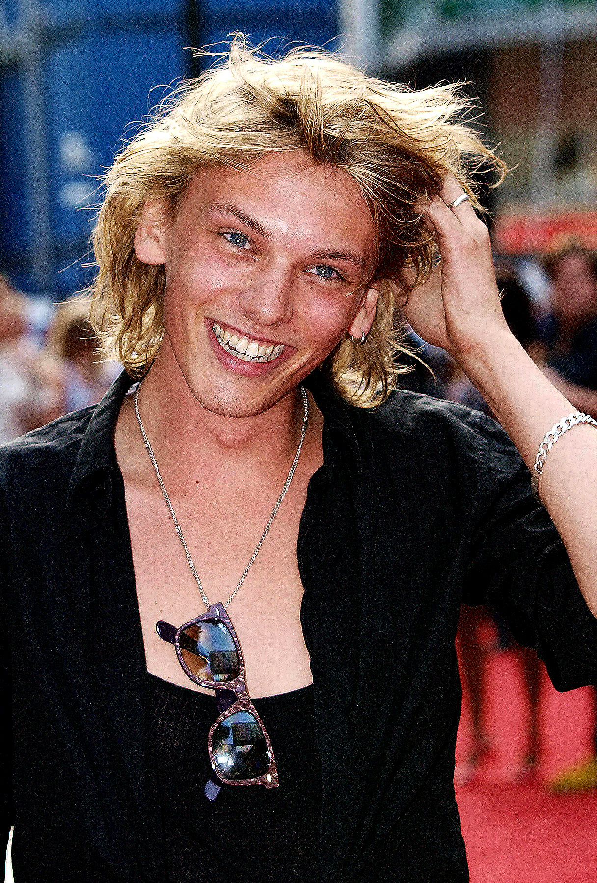 Jamie Campbell Bower Is Getting Angry!