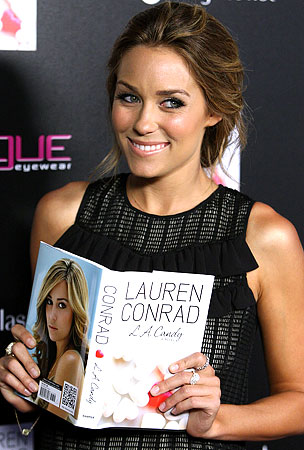 Lauren Conrad Wants Her Own Movie