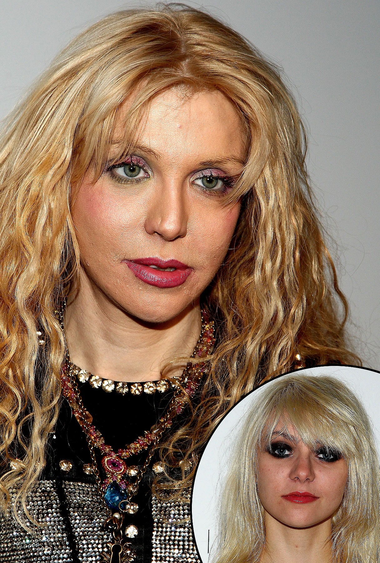 Courtney Love Takes on Taylor Momsen and the Veronicas