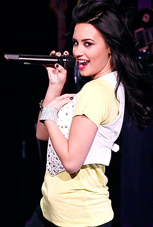 Demi Lovato Is #1!