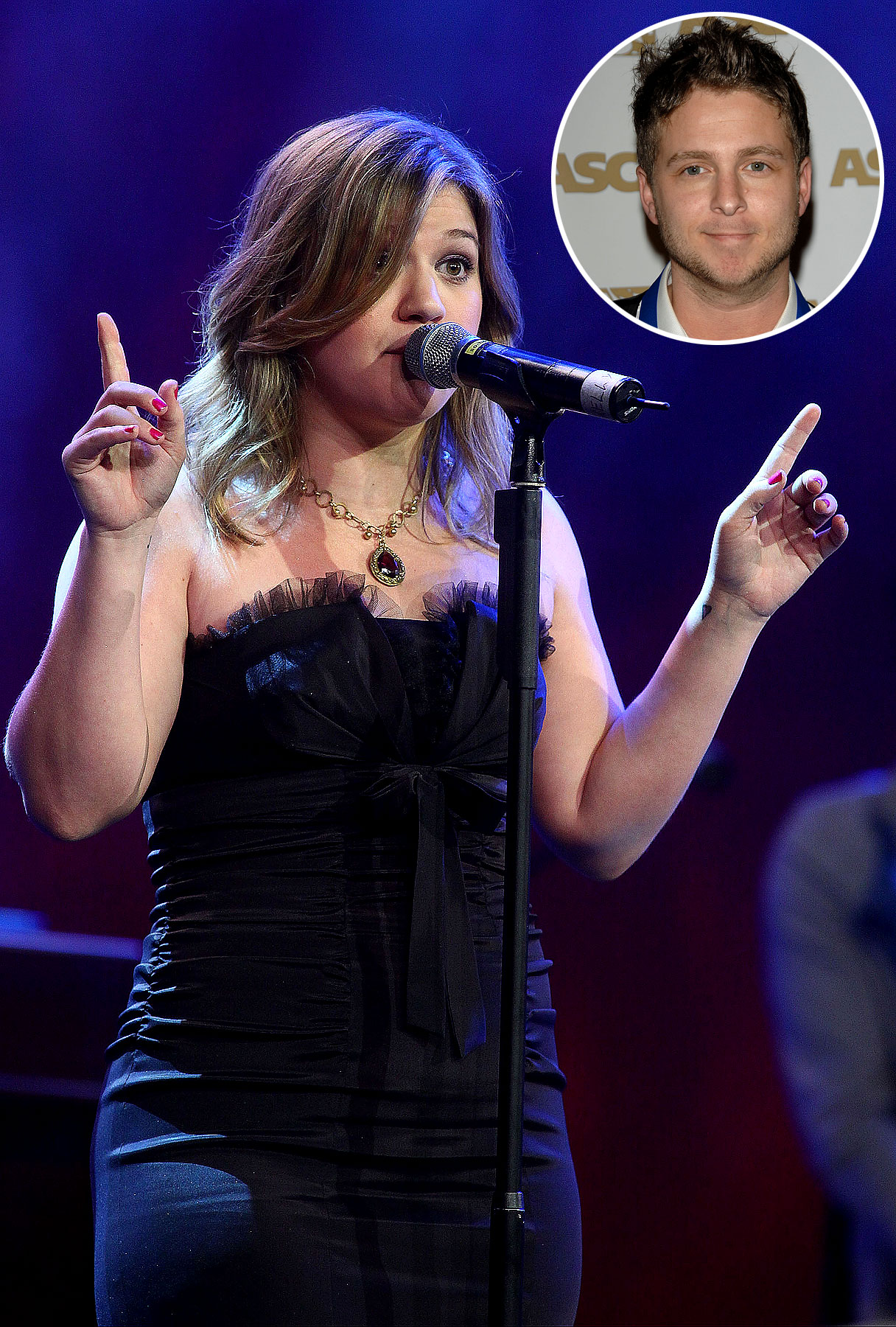 Kelly Clarkson and Beyonce Dance To The Beat Of The Same Drum