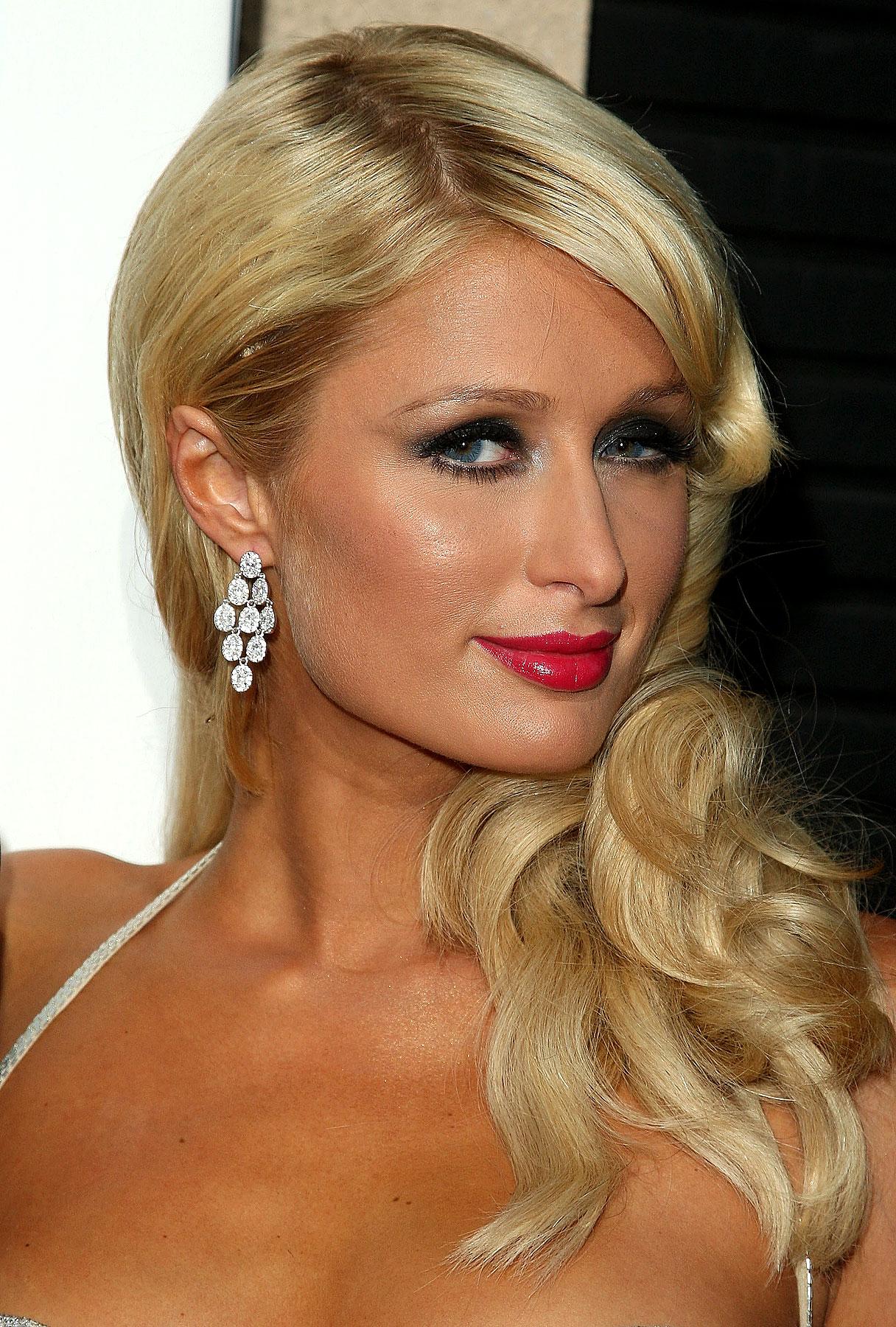 Paris Hilton Talks About Her Sex Tape-photo