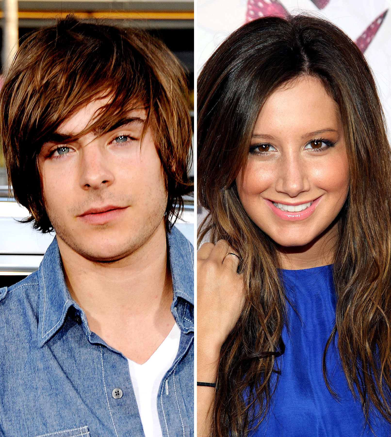 Ashley Tisdale Says Kissing Zac Efron Was 'Disgusting'