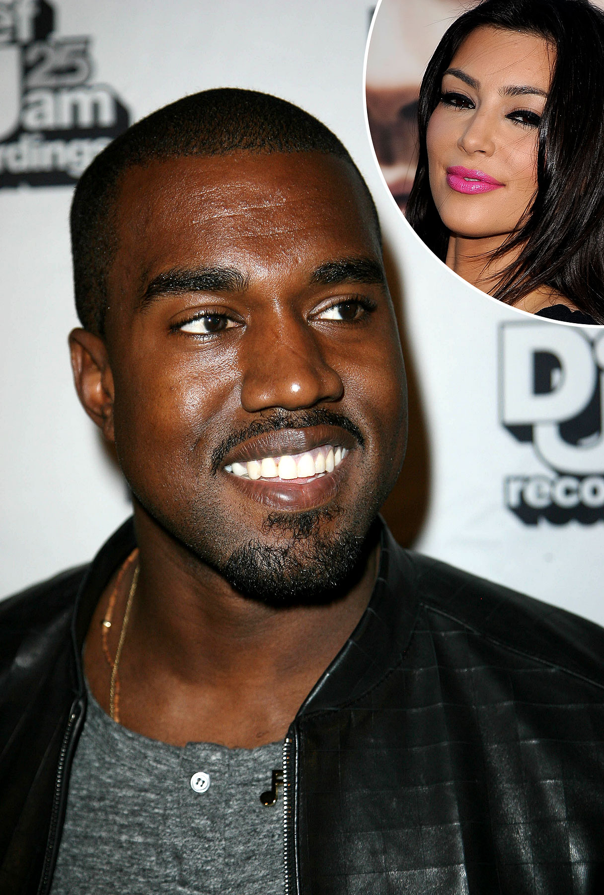 Did Kanye West Come Between Kim Kardashian and Reggie Bush?