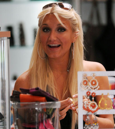 "Brooke Hogan: ""My Mom Really Hurt Me"""