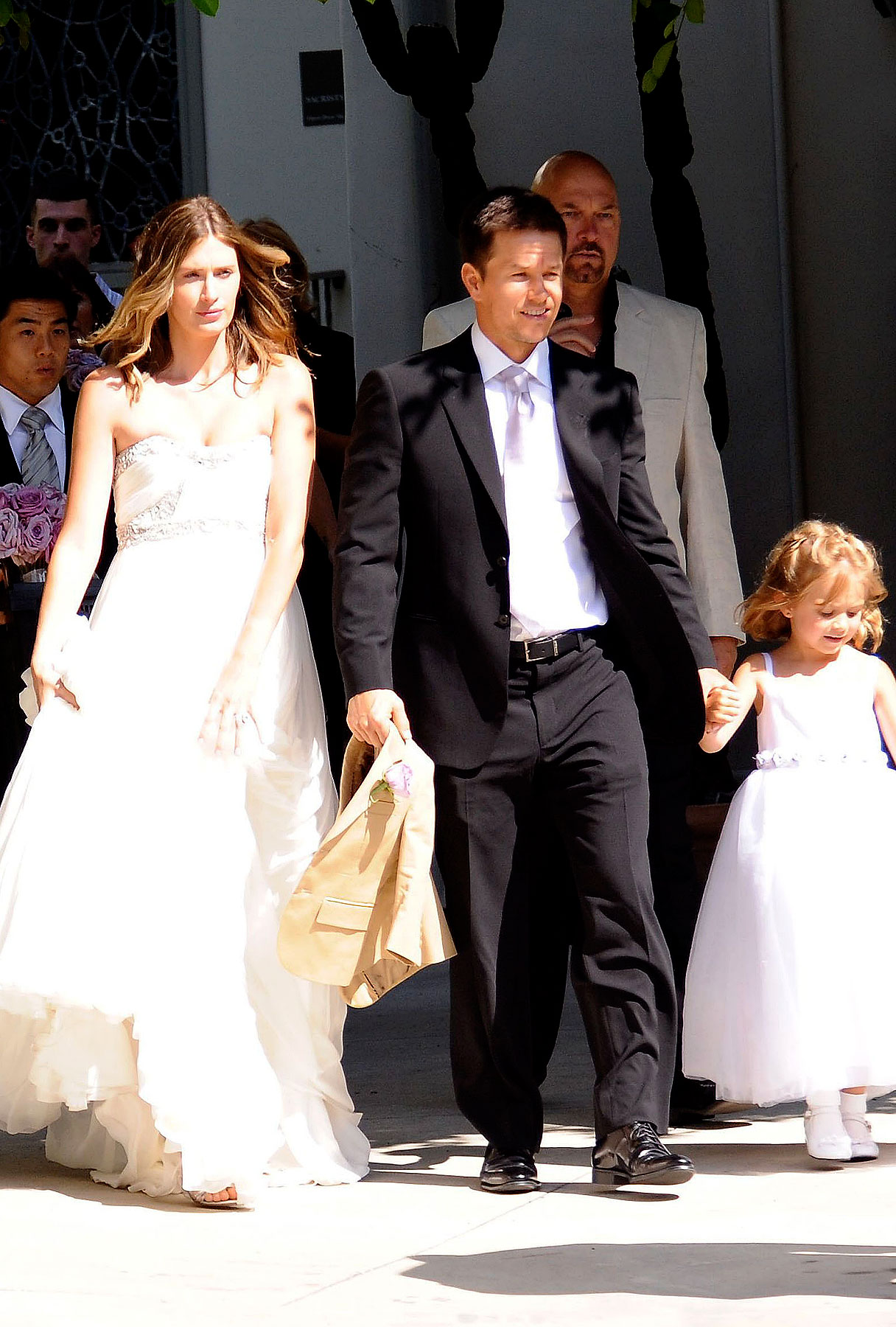 PHOTO GALLERY: Mark Wahlberg Gets Married