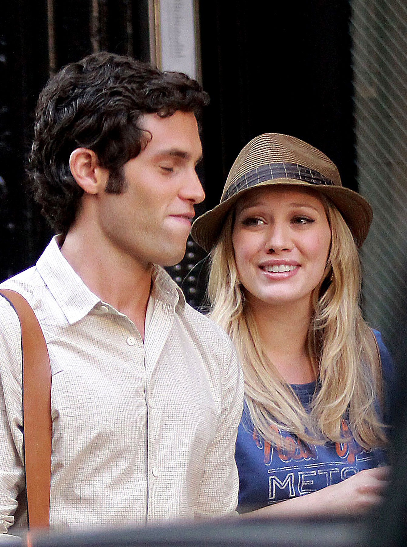 PHOTO GALLERY: Hilary Duff Joins Gossip Girl