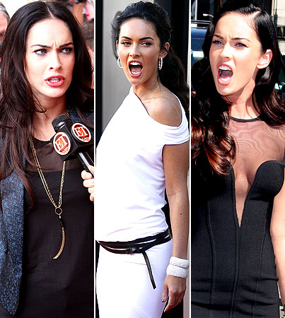 The Collected Wisdom of Megan Fox