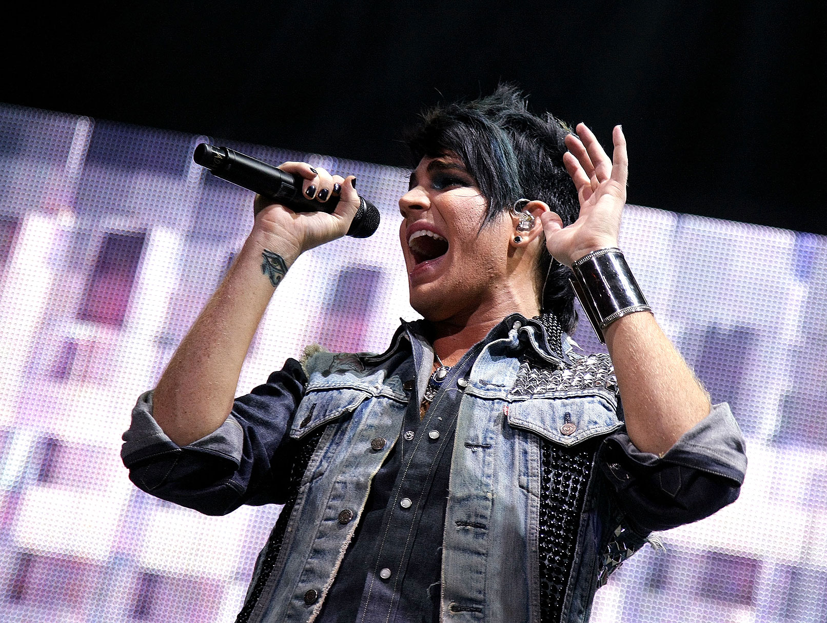 Adam Lambert's Fans Are Toying With Him