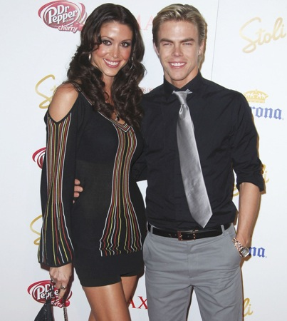 Shannon Elizabeth and Derek Hough Call It Quits