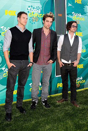 PHOTO GALLERY: Twilight at the TCAs