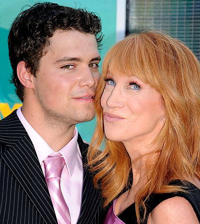 Hookup Alert: Kathy Griffin and Levi Johnston?