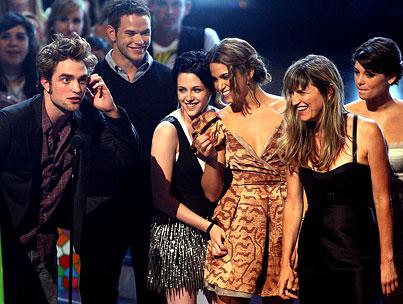 'Twilight' Dominates Teen Choice Awards