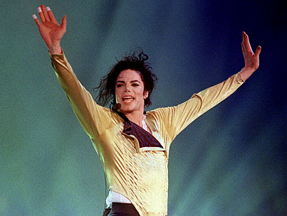 Michael Jackson Movie Gets a Release Date