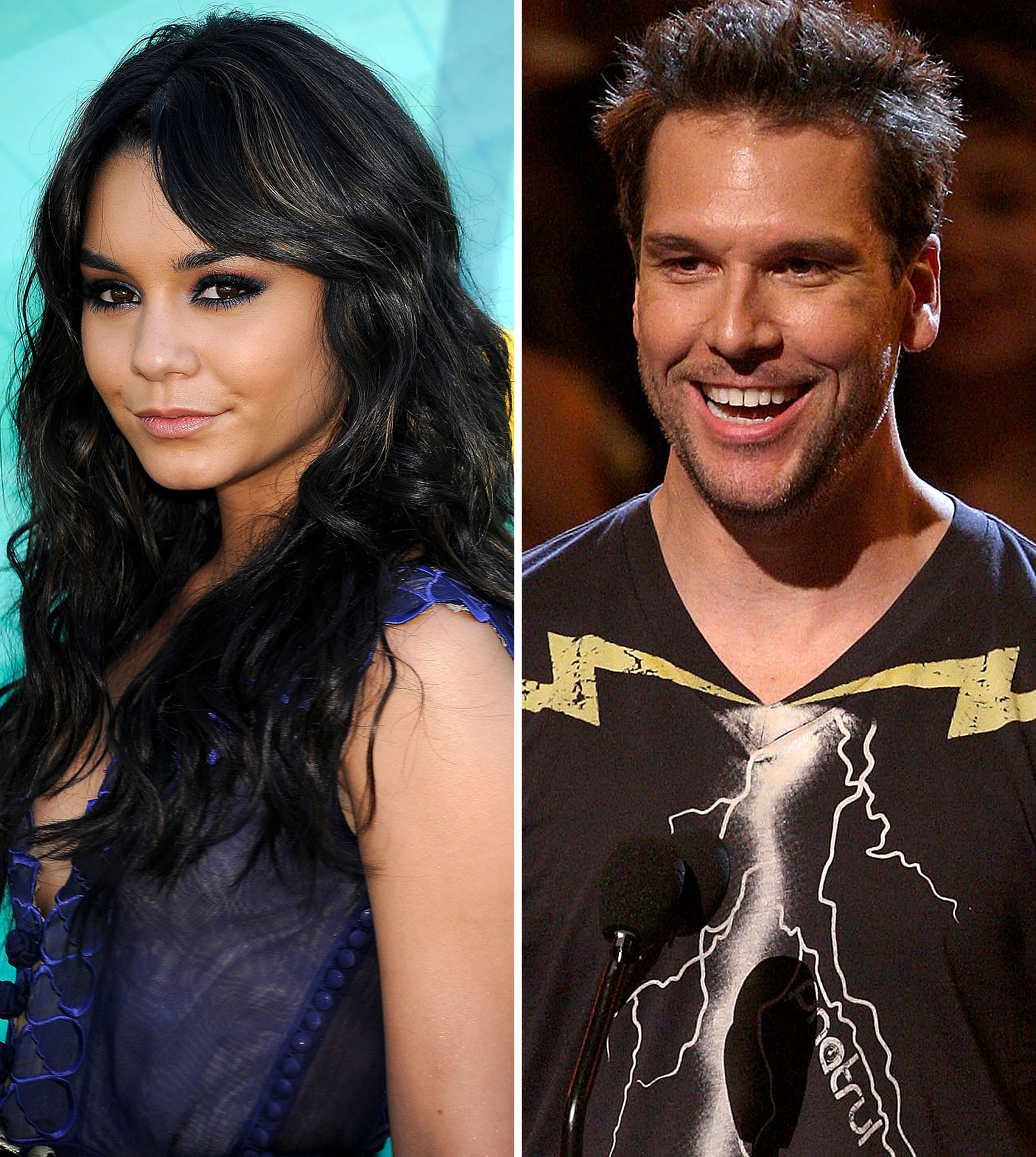 Dane Cook's Joke About Vanessa Hudgens Edited Out Of TCAs