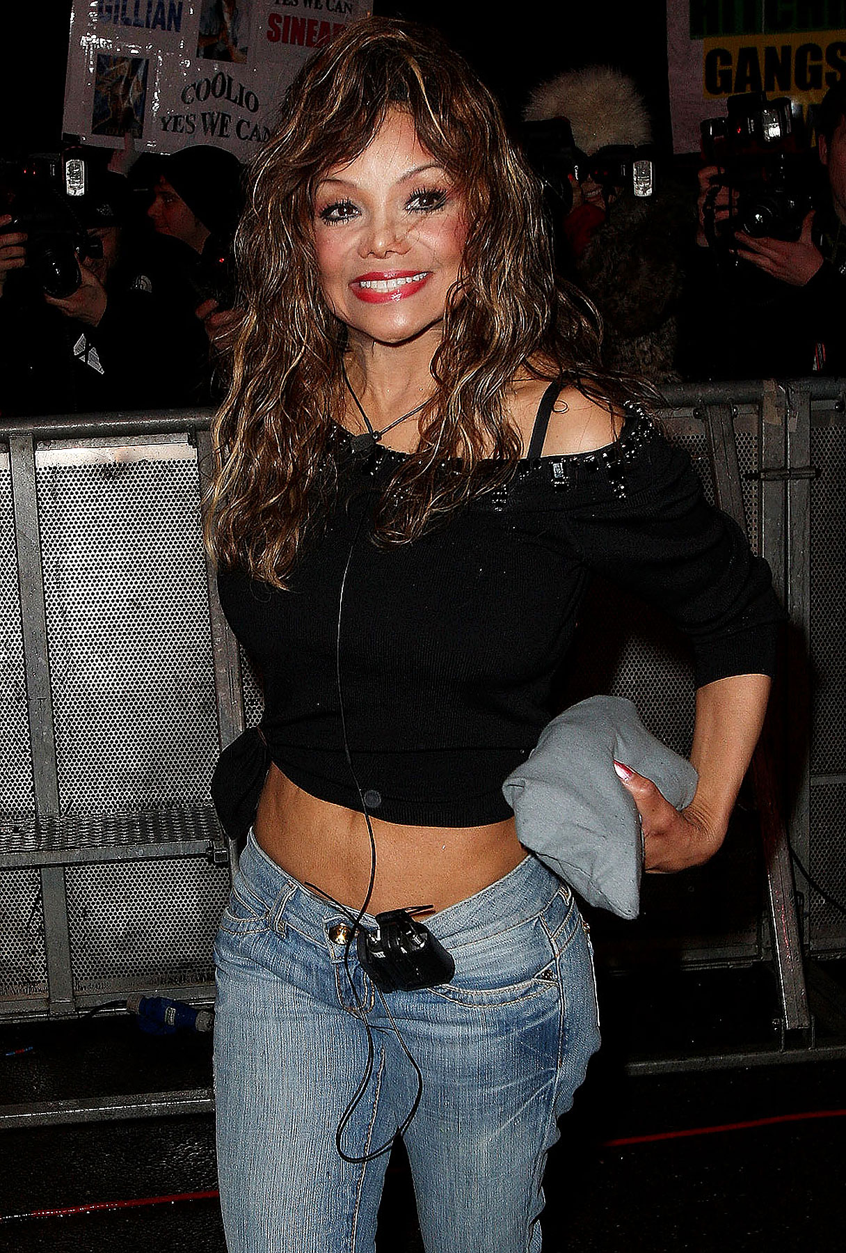 La Toya Jackson Wants to Step Into 'Dancing With the Stars'