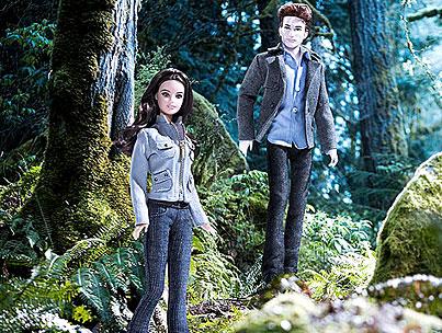 Robert Pattinson and Kristen Stewart Are Total Dolls