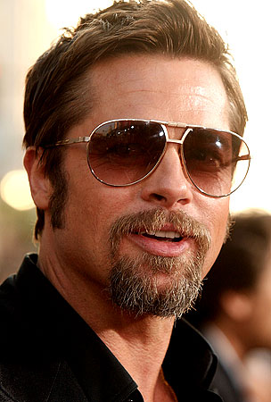 Brad Pitt for Mayor?