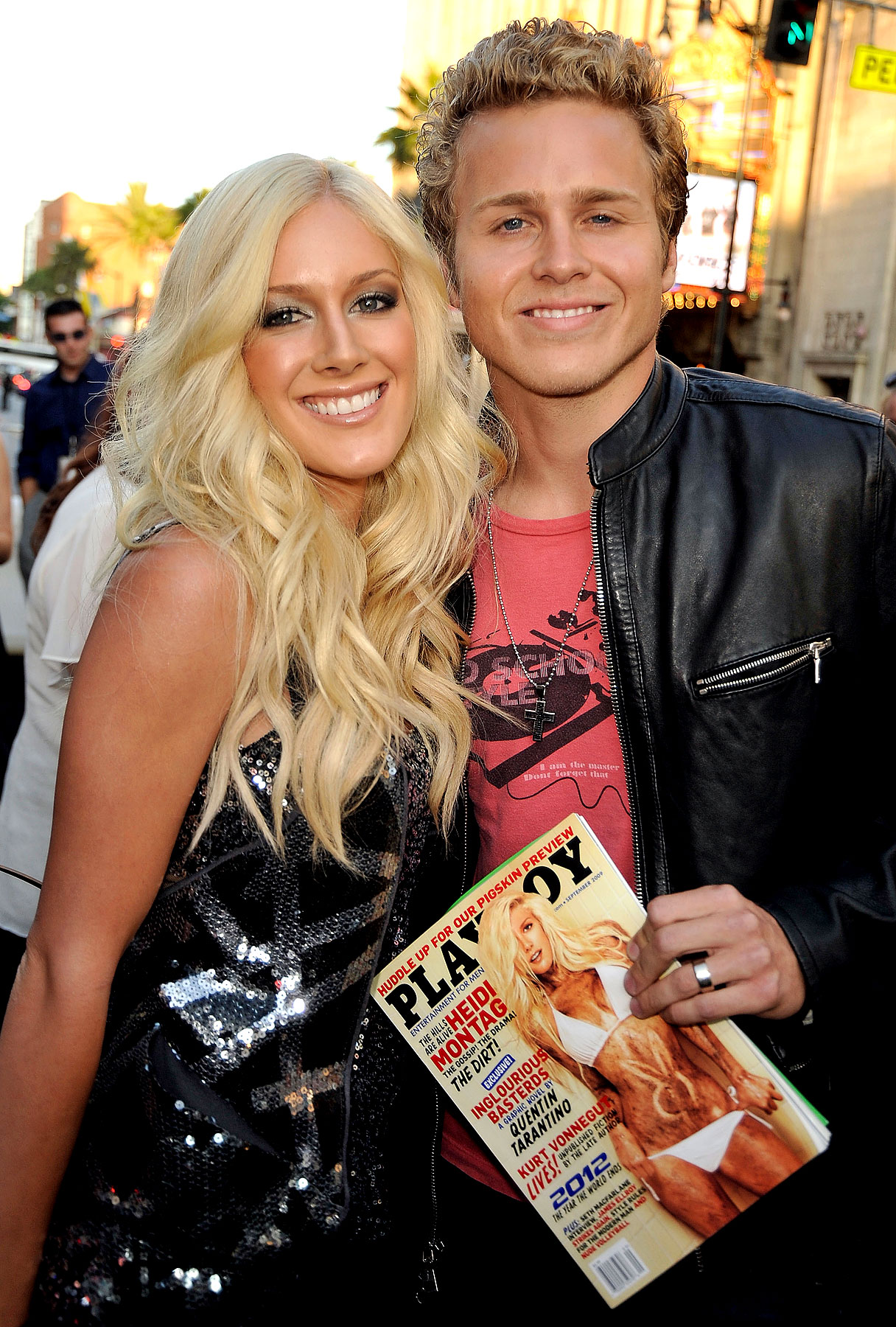 Heidi Montag and Spencer Pratt Go Into TMI Overload