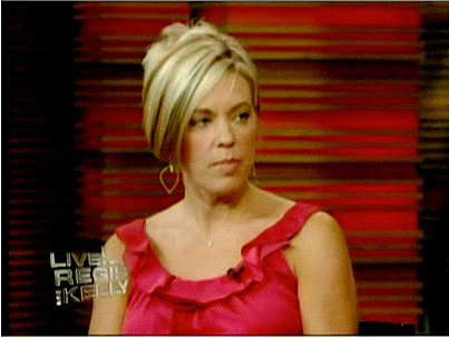 VIDEO: Kate Gosselin Nixes Regis' Dreams of a Jon & Kate Reunion