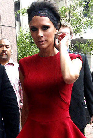 Victoria Beckham To Become Permanent Judge On 'Idol'?