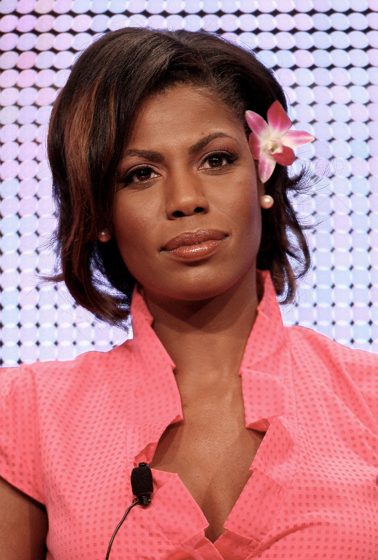 Omarosa Is Getting Right With God