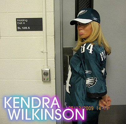 Kendra Wilkinson Is So Busted!