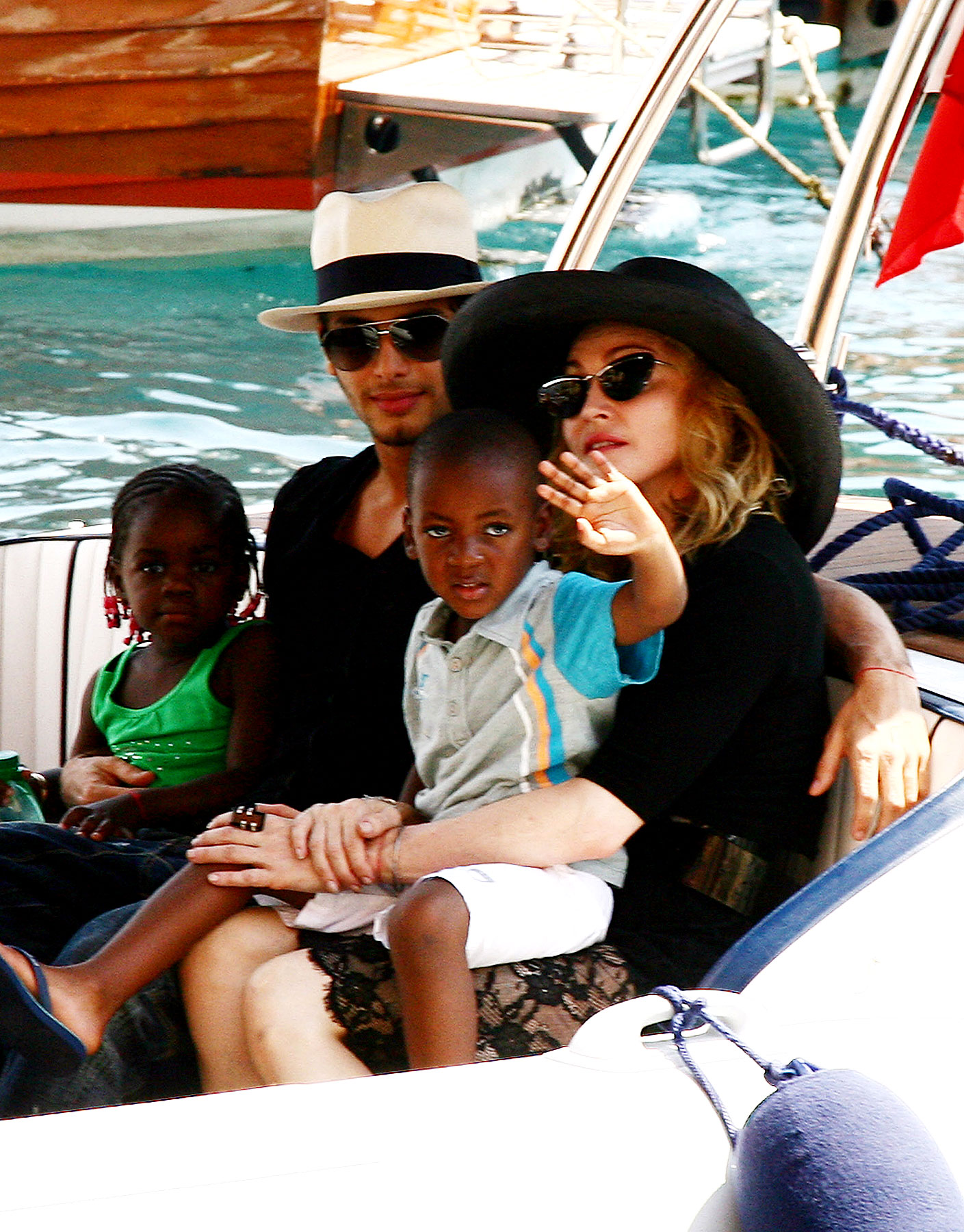 PHOTO GALLERY: Madonna Celebrates her 51st Birthday