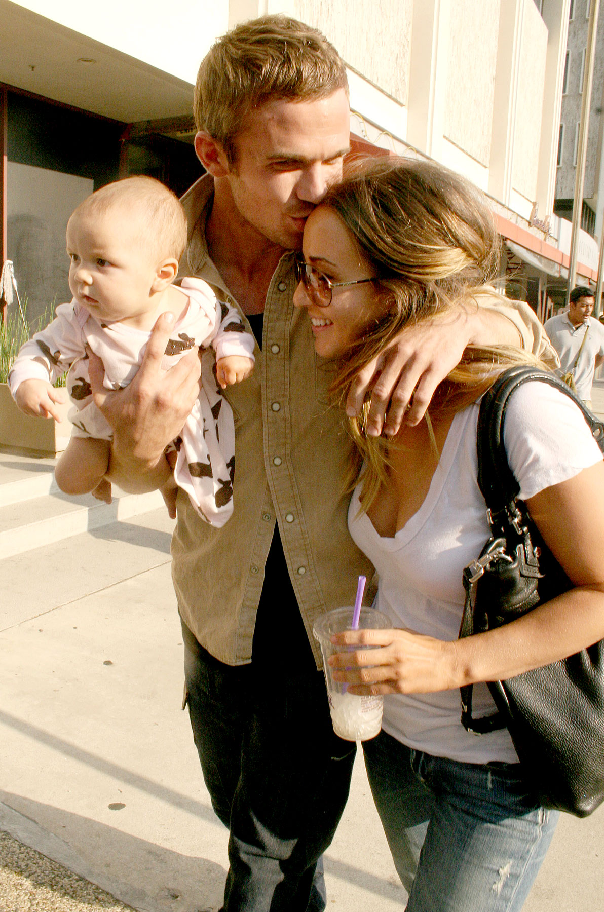 PHOTO GALLERY: Cam Gigandet Shows Off His Family