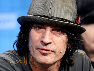 Tommy Lee Bows Out of Tour Dates After Burn Injury